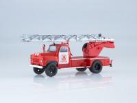 1:43 Пожарная автолестница АЛ-18 (52)
