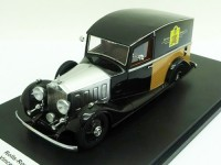 "1:43 ROLLS ROYCE 20/25 ""Justerini & Brooks"" Delivery Van (фургон) 1933 Black"