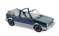 "1:18 VW Golf I Cabriolet ""Bel Air"" 1992 Blue Metallic"