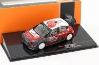 1:43 CITROEN C3 WRC #11 S.Loeb/D.Elena Rally tour de Corse 2018