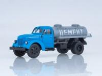 1:43 Автоцистерна АЦПТ-2,2 (355М) Цемент, голубой / серый