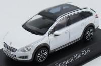 1:43 PEUGEOT 508 RXH (кроссовер 4х4) 2012 Metallic White