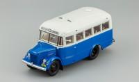 """1:43 Павловский Автобус тип 651А """"Ярославль - Заказной"""" (белый, синий)"""