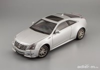 1:43 Cadillac CTS Coupe (thunder gray)