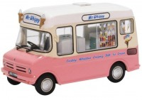"1:43 BEDFORD CF Ice Cream Van ""MR Whippy"" 1975"