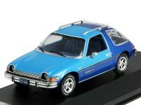 1:43 AMC Pacer X 1975 (Levi's Edition)