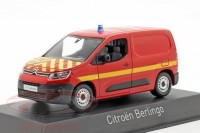 "1:43 CITROEN new Berlingo Van ""Pompiers"" (пожарный) 2018"