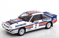 "1:18 OPEL Manta 400 #2 ""Rothmans"" Toivonen/Gallagher RAC Rally 1983"