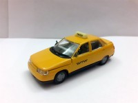 1:43 УЦЕНКА ВАЗ 2110 такси