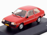 1:43 VOLVO 343 (3 двери) 1976 Red