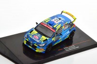 1:43 HYUNDAI i20 R5 #32 Sarrazin/Parent Rally Monte Carlo 2020