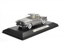 1:43 BORGWARD Isabella 1957 Metallic Grey