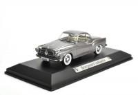 1:43 BORGWARD Isabella 1957 Metallic Grey