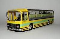 1:43 автобус BERLIET CRUISAIR 3 FRANCE 1969 Yellow/Black
