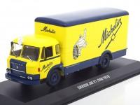1:43 грузовик SAVIEM JM 21/240 1970