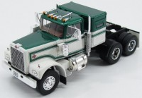 1:43 седельный тягач DIAMOND REO 1971 White/Metallic Green