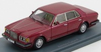 1:43 BENTLEY Mulsanne Turbo R 1989 Red Metallic