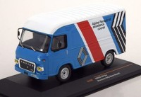 "1:43 SAVIEM SG2 Van техничка ""Alpine Renault Rally"" 1973"