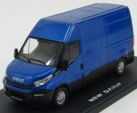 1:43 IVECO DAILY (фургон) 2014 Blue