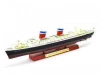 """1:1250 Американский трансатлантический лайнер SS """"UNITED STATES"""" 1951 (модель 27см)"""