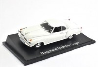 1:43 BORGWARD Isabella Coupe 1957 White