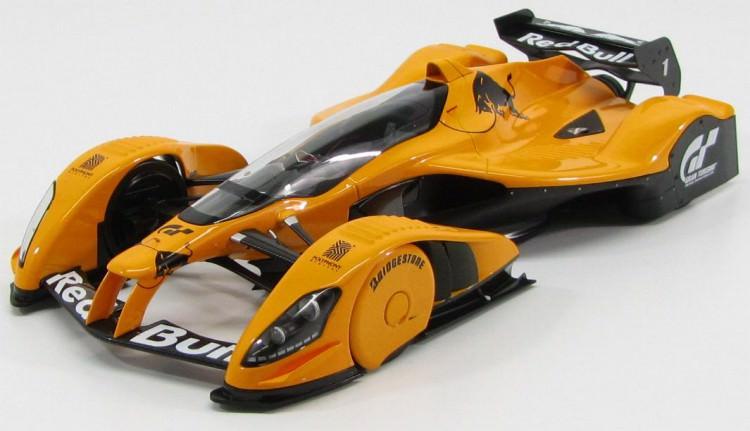 1:18 Red Bull X2010 (orange)