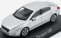 1:43 PEUGEOT 508 Sedan 2012 Alumium Grey