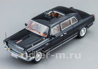 1:43 Hongqi CA772TJ 50th National Day Inspection Limousine, L.e. 500 pcs. (black)