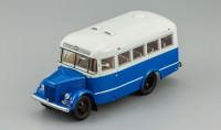 """1:43 Павловский Автобус тип 651А """"Автобаза-Служебный"""", L.e. 420 pcs. (белый, синий)"""