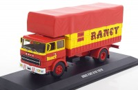 "1:43 UNIC FIAT 619 ""Cirque Rancy"" 1979 Red/Yellow"