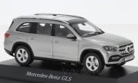 1:43 MERCEDES-BENZ GLS-Сlass (X167) 2019 Silver