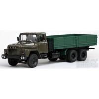 1:43 КрАЗ 250 (1977-1989) (хаки / зеленый)