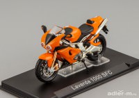 1:24 Laverda 1000 SFC (orange)