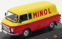 """1:43 BARKAS B1000 """"Minol"""" Kastenwagen 1960"""