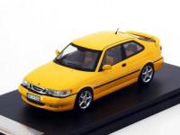 1:43 SAAB 9-3 Viggen (3 двери) 1999 Yellow