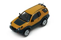 1:43 ISUZU VehiCROSS 4x4 1997 Yellow metallic