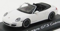 1:43 PORSCHE 911 CARRERA GTS CABRIOLET (997 II)  2011 WHITE