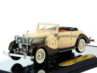 1:43 Maybach SW38 2-doors sport 1937 бежевый/коричневый