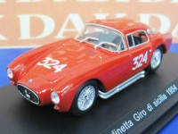 1:43 MASERATI A6GCS Berlinetta #324 Gravina/Prizzi Giro di Sicilia 1954