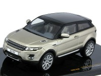 1:43 RANGE ROVER EVOQUE (3 двери) 2011 Ipanema Sand and Black