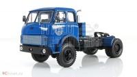 1:43 МАЗ 5431 седельный тягач (1978-1990), синий