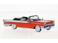 1:43 MERCURY Parklane Convertible 1959 Red/White