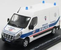 1:43 RENAULT MASTER POLICE Fluvial Brigade (речная полиция Франции) 2014