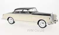 1:18 MERCEDES-BENZ 300B Pininfarina 1955 Beige/Dark Brown