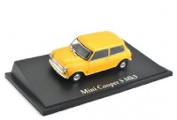 1:43 MINI Cooper S Mk.III 1972 Yellow