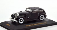 1:43 JAGUAR SS1 Airline Coupe 1935 Black