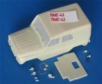 1:43 УАЗ-469Б Милиция (ПМГ) ТрансКит для моделей IST