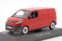 1:43 CITROEN Jumpy Van 2016 Red