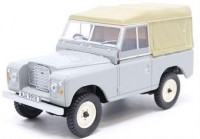 1:43 LAND ROVER Series III SWB Canvas 1976 Mid Grey