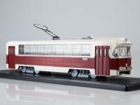 1:43 Трамвай РВЗ-6М2